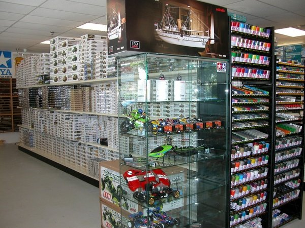 Miami Hobby Store for Model Hobbies