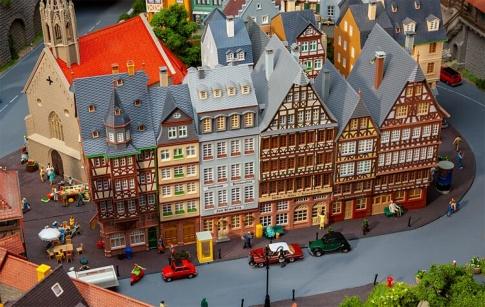 Buildings & Structures, Decor, landscape, etc.