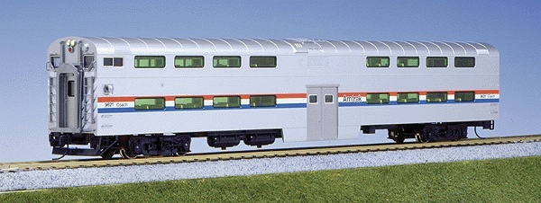 Kato 356021 Pullman Bi Level Cab Coach