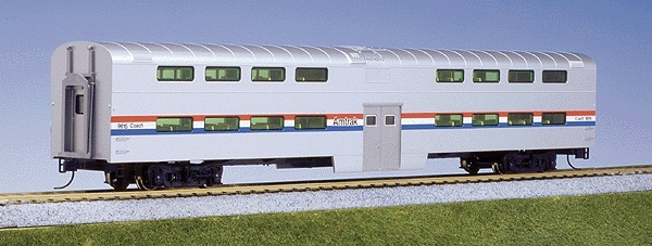 Kato 356031 Pullman Bi Level Cab Coach