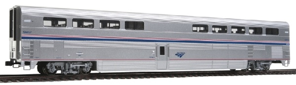 Kato 356072 Superliner Coach Amtrak Phase IVb