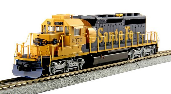 Kato 376616 EMD SD40-2 Mid Production SF