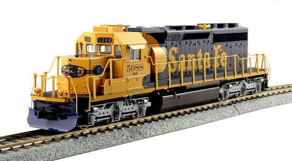 Kato 376617 EMD SD40-2 Mid Production SF