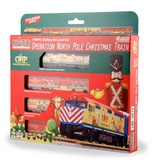Kato 1062015 North Pole Christmas Train Set