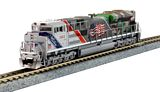 Kato 1761943 Union Pacific Spirit Diesel Locomotive