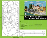 Kato 30680 Black River Junction Layout Track Set