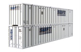 Kato 309026 Swift Intermodal Containers