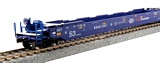 Kato 309047 Gunderson Maxi IV Well Car Pacer Stacktrain