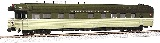 Kato 356010 Corrugated Business Car NP