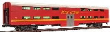 Kato 356034A Pullman Bi Level Cab Coach