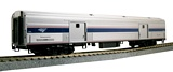 Kato 356201 Amtrak Baggage Car Phase IVb