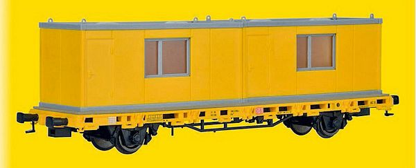 Kibri 26268 Low side car 2 container