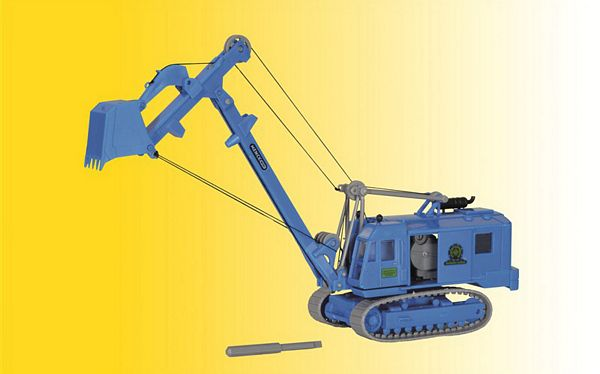Kibri 11284 Menck Excavator with Deep Bucket