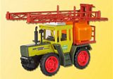 Kibri 12253 H0 MB trac with twin tyres crop spraying equipment