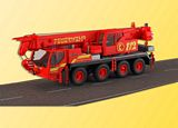 Kibri 13041 Liebherr LTM FIre Department Crane Truck