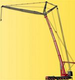 Kibri 13005 H0 LIEBHERR LTM 1400 with jib extention