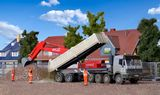 Kibri 13587 MB with Tipper Trailer Kit