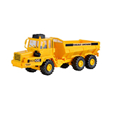 Kibri 14022 Articulated Dump Truck Kit