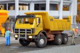Kibri 14023 MB Meiller Dump Truck with LED Kit