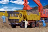 Kibri 14053 MB Gravel Truck Kit