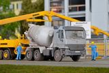 Kibri 14062 MB Actros Cement Mixer Kit
