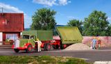 Kibri 14069 MB 6600 Dump Truck with Trailer Kit