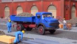 Kibri 14129 MB LAK 1620 Low Side Dump Truck Kit