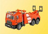 KIBRI 14650 H0 MAN 3axle rescue truck