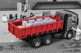 Kibri 15709 Roll Off Skip Container with Load Kit