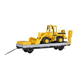 Kibri 16308 Robel Trailer With Construction Equipment