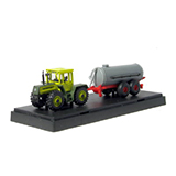 Kibri 22234 Tractor Mb Trac With Liquid Manure Vehicle