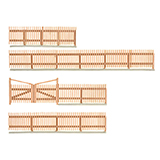 Kibri 38625 Design Set Wooden Fence