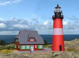 Kibri 39166 Hornum Sylt Lighthouse