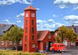 Kibri 39210 Firehouse in Bahlburg Lune
