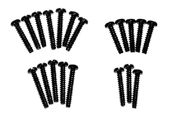 Kyosho 1135 3MM Screws 15 16 18 20MM