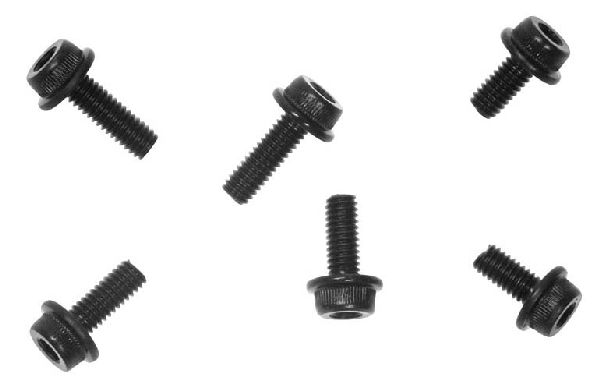 Kyosho 1154 Flanged 4MM Screws 8 12MM