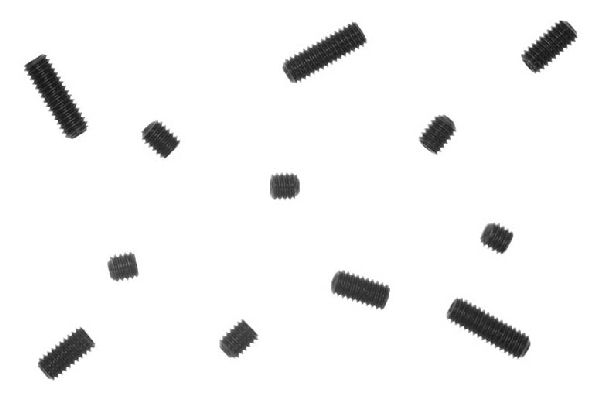 Kyosho 1162 GRUB 4MM Screw 4 12MM