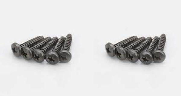 Kyosho 1S02612TP TP Bind Screw M2 6x12 10pcs