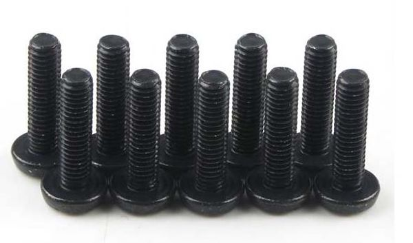 Kyosho 1S03012T Bind Screw M3X12 10Pcs