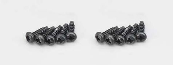 Kyosho 1S43012TP RK screws M3x12 10