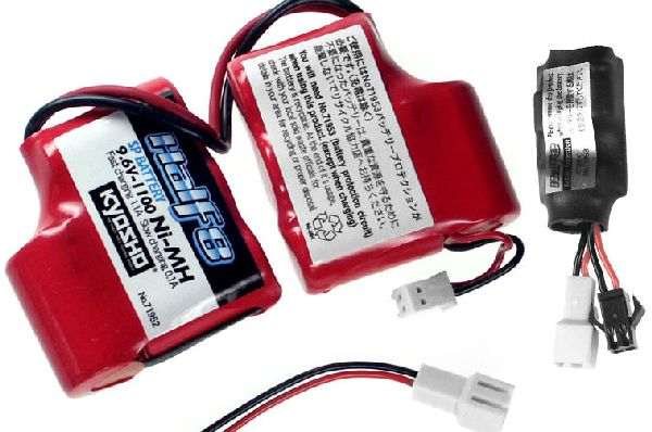 Kyosho 71951 Half Eight Battery Set