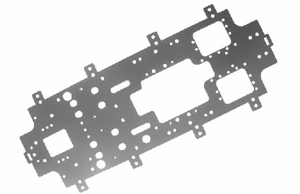 Kyosho GG041 Main Chassis for readySet