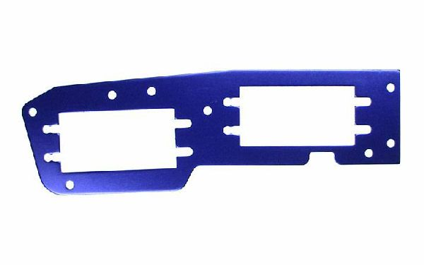 Kyosho IF136BL Radio Plate Blue