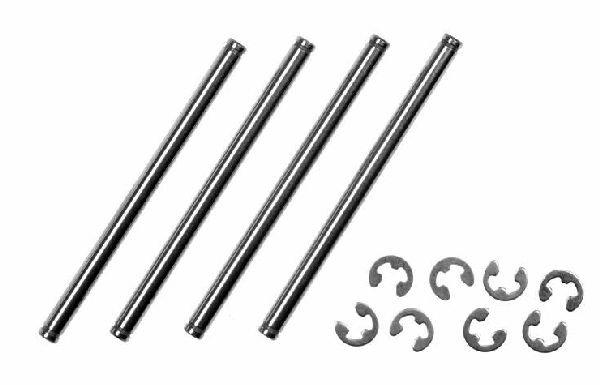 Kyosho IF339 3x47mm Shaft MP777 SP2-4pcs