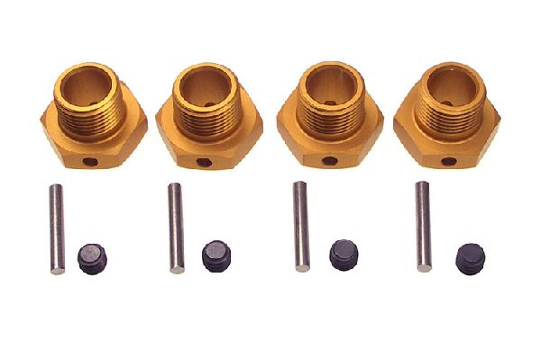 Kyosho IFW107G Wheel Hub Gold