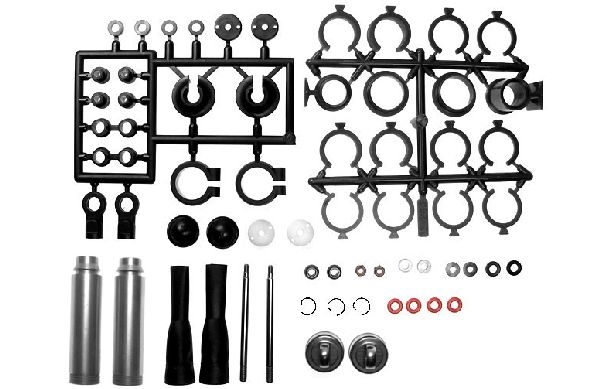 Kyosho IFW141 Rear Oil Shock Set 35 Shaft