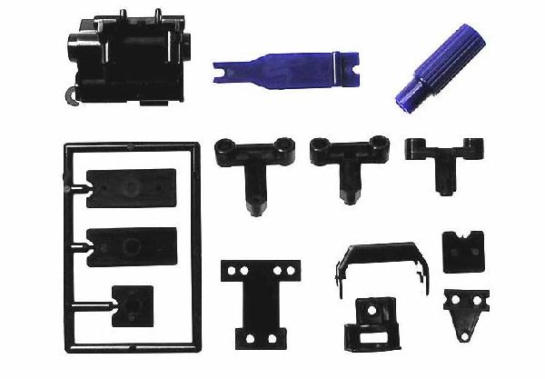 Kyosho MZ210 Motor Case Set MR-02-RM Type