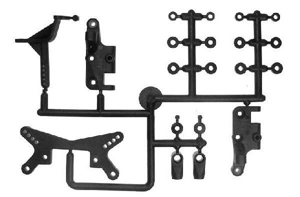 Kyosho VS037 Front Upper-Bracket FW05RR