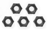 Kyosho 1179 Nylon Lock Nuts 4MM 5 PCS
