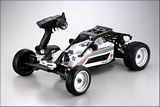 Kyosho 30973T1B Scorpion XXL VE White Type 1